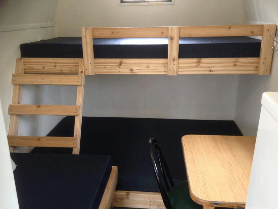 2nd image of Inside of Cabin A